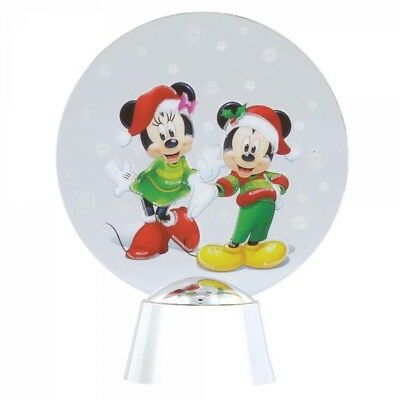 Disney Mickey & Minnie Mouse Light Up Holidazzler 4058010