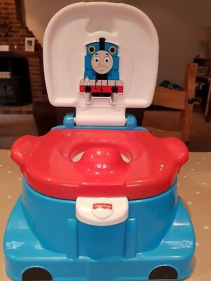 Thomas & Friends Rewards Potty RRP £29.99 in Good Condition Fisher Price