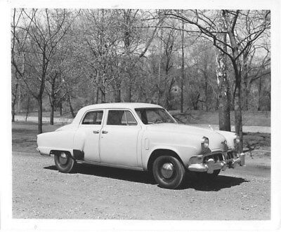 1952 Studebaker Champion ORIGINAL Factory Photo oub8748