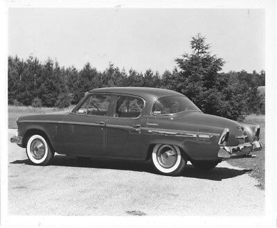 1955 Studebaker Commander Regal Sedan ORIGINAL Factory Photo oub8755