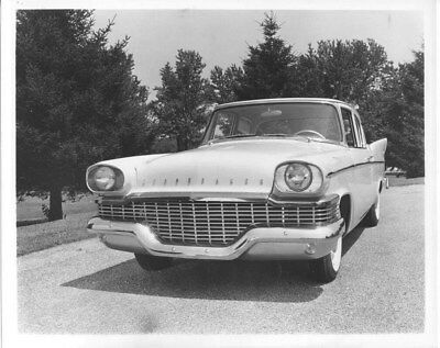 1958 Studebaker Champion ORIGINAL Factory Photo oub8765