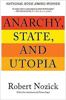 Anarchy, State, and Utopia, Nozick, Robert