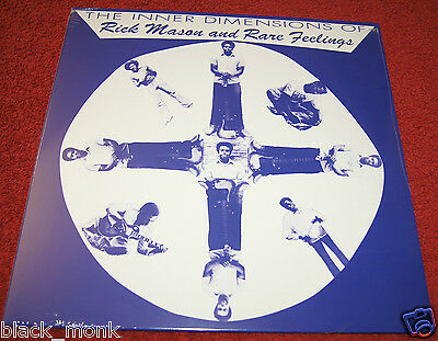 Rick Mason And Rare Feelings The Inner Dimensions Of - Reissue Lp New & Sealed!