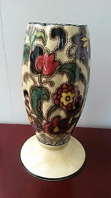 "Tuscan vase. 9"". Lovely"