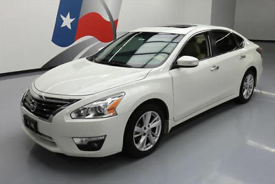 2015 Nissan Altima  2015 NISSAN ALTIMA 2.5 SL SUNROOF NAV HTD LEATHER 18K #895180 Texas Direct Auto