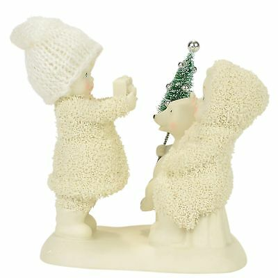 Snowbabies 4056441 Say Cheese Christmas