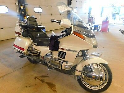1993 Honda Gold Wing  1993 Honda Gold Wing GL1500 T1269011