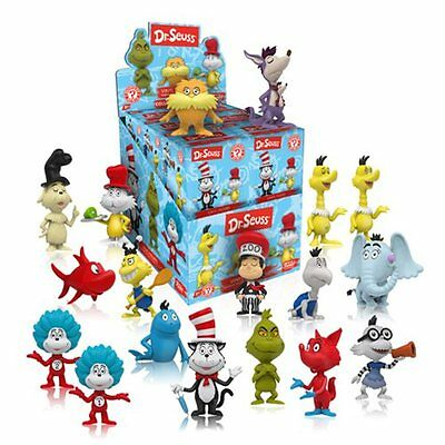 Funko Dr. Seuss Mystery Minis Series 1 - Factory Sealed 12Ct Display Box