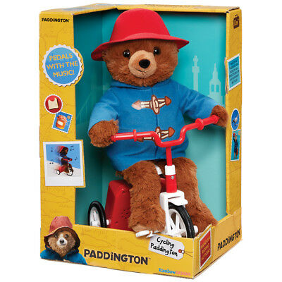 Paddington Movie 2 Cycling Paddington NEW