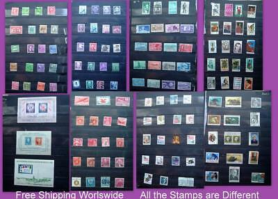 Great United States States Stamp Collection All the Stamps are Different