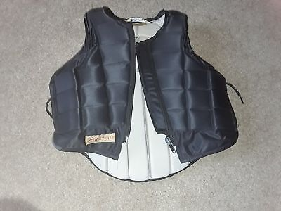 RACESAFE  RS 2010 childs medium RIDING  BODY PROTECTOR