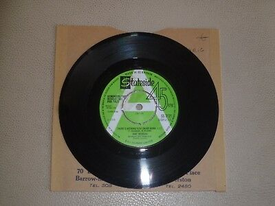 Jane Morgan - There's Nothing Else On My Mind - 1968 Stateside Demo - Ex