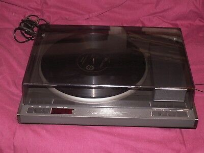 ReVox B 790 Direct Drive Turntable bel etat