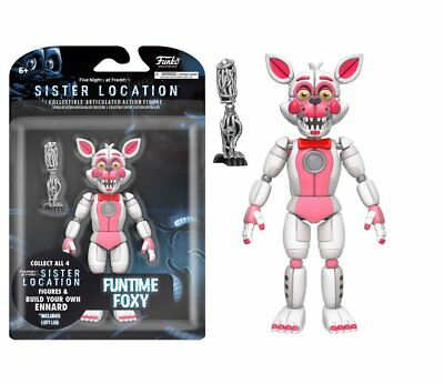 Funko Action Figure Five Nights at Freddy's Sister Location Funtime Foxy 13742