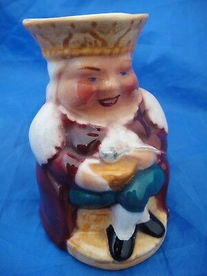 Lovely Small Vintage Burlington Ware Toby Jug