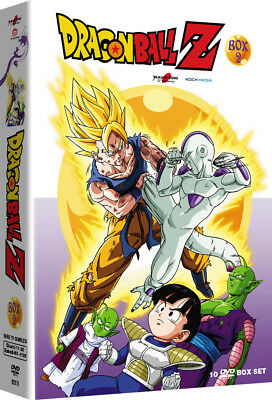 Dragon Ball Z #02  10 Dvd  Cofanetto  Anime