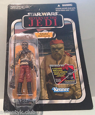 Star Wars Vintage Collection Vc 56 Kithaba Skiff Guard Kenner Hasbro