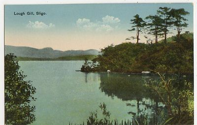 Ireland, Lough Gill, Sligo Postcard #2, B407
