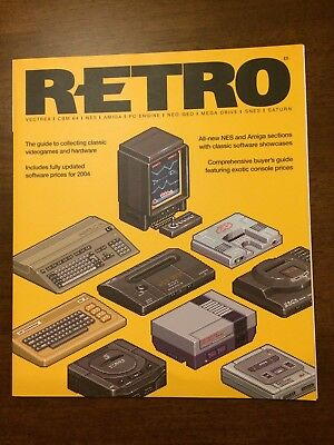 EDGE RETRO special magazine - 2003 - Guide to collecting the video games