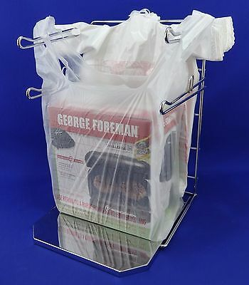 """Carry-Out Plastic Bags THANK YOU GRACIAS 11.5"""" x 6.5"""" x 22"""" T-Shirt Bags Carry"""