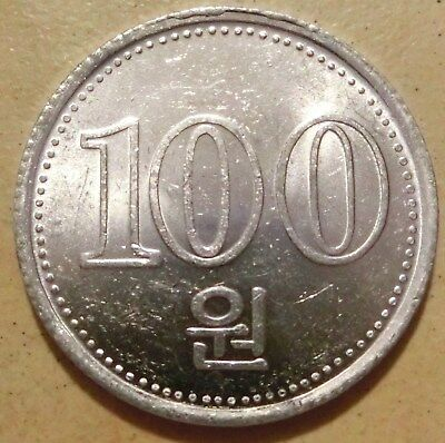 Korea  100  Won  94/2005