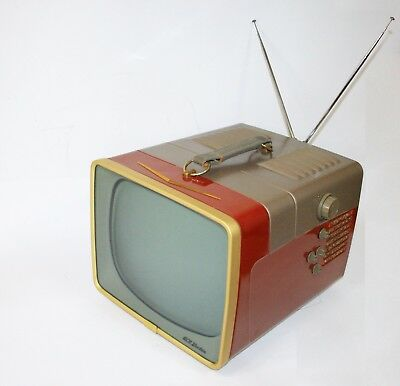Iconic And Rare 1956 Rca Victor 14-S-7073G - Vintage Television Fernsehen