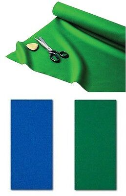 QUALITY 777 POOL TABLE CLOTH 7 x4 Bed & Cushion Packs STRACHAN 777 Baize