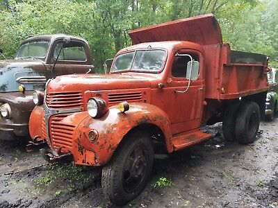 1946 Dodge Other Pickups  1946 Dodge dump truck Shorty very solid from Montana