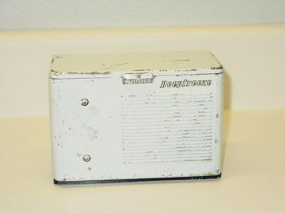 Vintage 1940s Deepfreeze Salesman Sample Freezer, Miniature Freezer