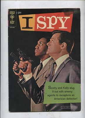 I Spy Gold Key TV comic lot 1,2,4 Bill Cosby Phot front and back covers