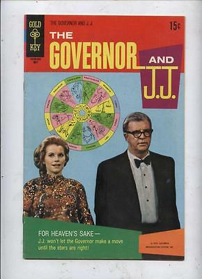Governer and JJ  Gold Key TV comic lot 1,2, Photo front and back covers