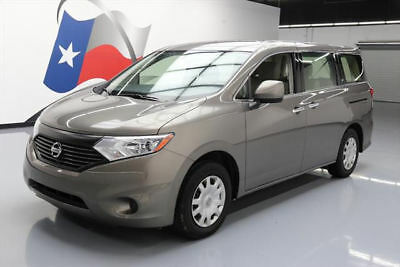 2016 Nissan Quest  2016 NISSAN QUEST 3.5 S 7-PASS CRUISE CONTROL 28K MILES #153469 Texas Direct