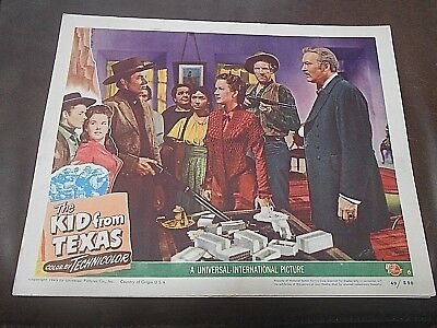 Audie Murphy  /  Gale Storm              The Kid From Texas