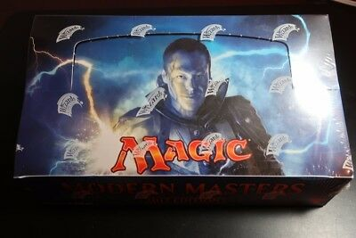 MTG Magic the Gathering Modern Masters 2017 MM2017 Sealed Booster Pack Box