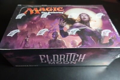 MTG Magic the Gathering Eldritch Moon Sealed Booster Pack Box
