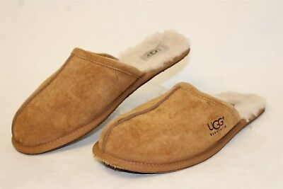 3a7ace68d8a NIB UGG Men's CLUGG UGGPure Suede Slip On Slippers 10 BLACK • $74.95 ...