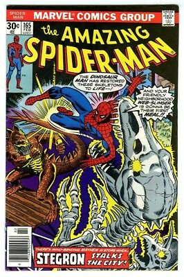 Amazing Spider-Man #165 (1977) VF+ Marvel Comics
