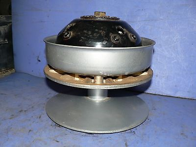 READ Used BOMBARDIER SKI DOO ROTAX PTO Engine Primary Clutch 2 CYL TAPER 340 CC