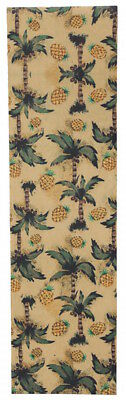 "GLOBE SKATEBOARD GRIP TAPE SHEET - 10"" x 36"" - PINEAPPLE"
