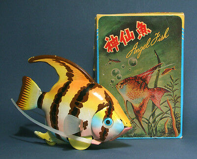 ANGEL FISH Shanghai Red China MS 057 MINT in Box **SCROLL DOWN for More Photos**