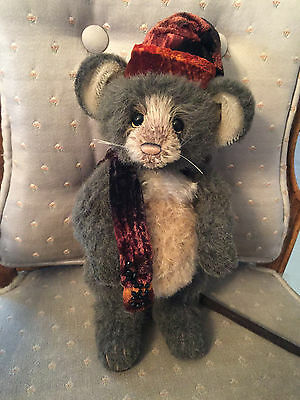 Charlie Bears GROTTO 2016 Isabelle Mohair Collection FREE US SHIP