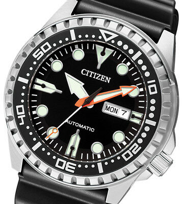 Citizen Automatic NH8380-15E Watch Man woman New with Box and Warranty