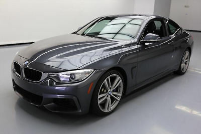 2014 BMW 4-Series Base Coupe 2-Door 2014 BMW 435I COUPE M SPORT TURBO SUNROOF NAV HUD 29K #192593 Texas Direct Auto