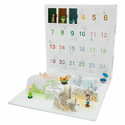 New Disney Store Animators' Collection Christmas Advent Calendar 24 Characters