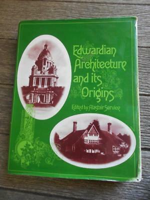 1st ed Ed  Edwardian Architecture homes industrial architects history building