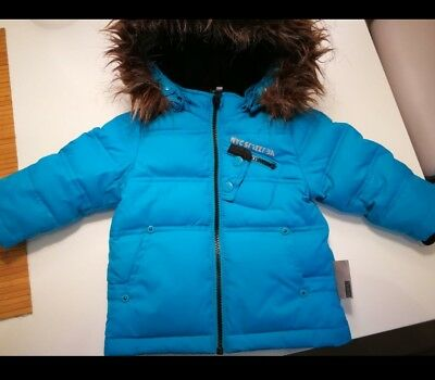 Baby Winterjacke Name It Gr. 74