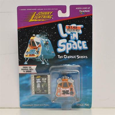 Johnny Lightning Lost in Space THE CLASSIC SERIES Space Pod with Clip #15