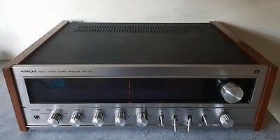 Hitachi SR-700 Integrated Amplifier with phono stage/AM-FM Tuner Stereo Receiver