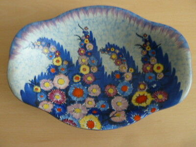 Carlton Ware Art Deco Dish - Pattern Number 3413