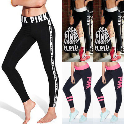 Women Ladies Sports Gym Yoga Running Fitness Leggings Pants Jumpsuit Athletic